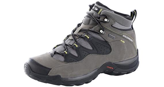Salomon Elios 3 Mid GTX Shoes Men autobahn/black/s green